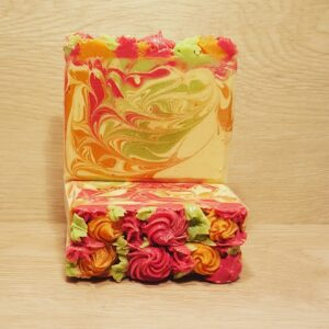 lychee & guava soap